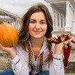Celebration of Halloween — Stock Photo