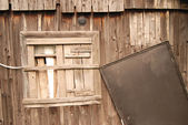 Old ramshackle house — Stock Photo