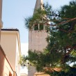 Euphrasius basilica in Porec, Croatia - Stock Photo