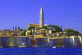 Rovinj, Croatia — Stock Photo