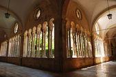 Franciscan monastery; Dubrovnik, Croatia — Stock Photo