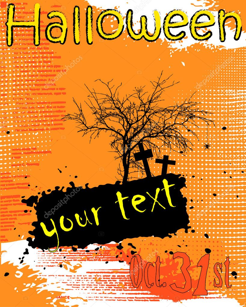 Halloween background  — Stok fotoğraf #1265464