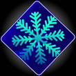 Snowflake — Stock Photo #1381227