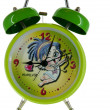 Stock Photo: Funny clock