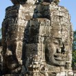 Cambodia faces — Stock Photo
