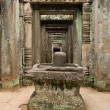 Cambodian temple symbol — Stock Photo