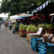 Bangkok traditional marketplace — Stock Photo