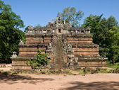 Ancient temple — Stock Photo