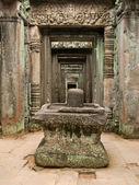 Cambodian temple symbol — Stock Photo