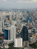 Bangkok view — Stock Photo