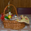 Stock Photo: Russian easter set