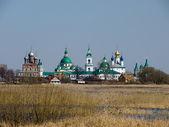Rostov monastery — Stock Photo