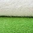 Stock Photo: Towels texture