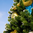 Christmass tree — Stock Photo #1282990