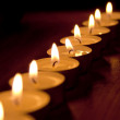 Candles — Stock Photo