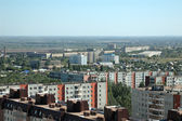 Russia. The city of Volgograd. — Stock Photo