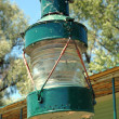 Ship lantern. - Stock Photo