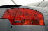 Zadní svítilny automobilu. — Stock fotografie
