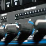 Sound Recording Equipment — Stock Photo
