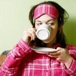 Morning coffee. — Stock Photo