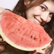Water-melon. — Stock Photo