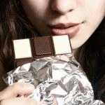 Chocolate — Stock Photo #1550140