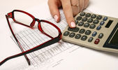 Accounting. — Stock Photo