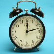 Stock Photo: Alarm clock i