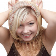 Blonde girl — Stock Photo #1214861
