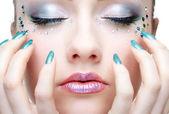 макияж — Стоковое фото