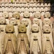 Stone monks statues — 图库照片 #1236847