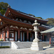 Hase Temple — Stock Photo #1236887