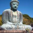 Great Buddha statue in Kamakura — Stock Photo #1237027
