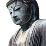 große Buddha-Statue in kamakura — Stockfoto #1237048
