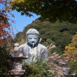 Stock Photo: Great Buddha statue in Kamakura