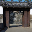 Stock Photo: Oriental gates