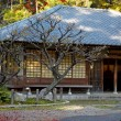 Japanese tea house — Stock Photo