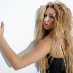 Beautiful blonde model — Stock Photo #1263256