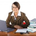 Businesswoman — Stock Photo #1309000
