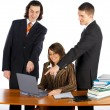 Business team — Stock Photo #1309048
