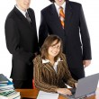Business team — Stock Photo #1309059