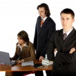 Business team — Stock Photo #1309078