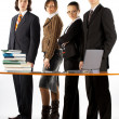 Business team — Stock Photo #1309526