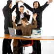 Business team — Stock Photo #1309535
