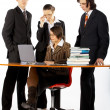 Business team — Stock Photo #1309549