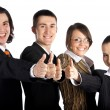 Businessteam - Foto Stock