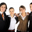 Stock Photo: Businessteam