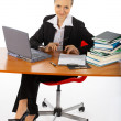 Stock Photo: Businesswoman