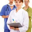 Doctors and nurse — Stock Photo #1310569
