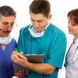 Medical team - Foto Stock